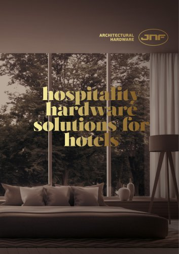 hospitality hardware solutions for hotels