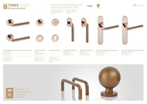 TIMES SERIES - JNF Bronze