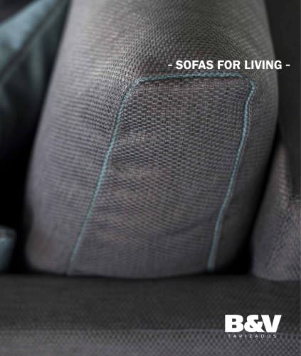 Catalog 2014 - Sofas for living