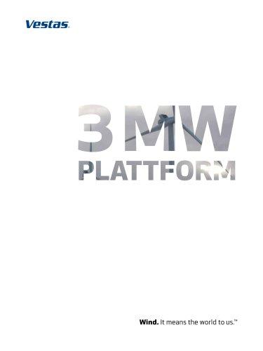 3 MW Platform