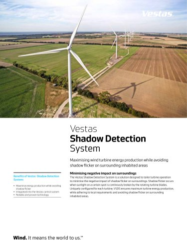 Shadow Detection System