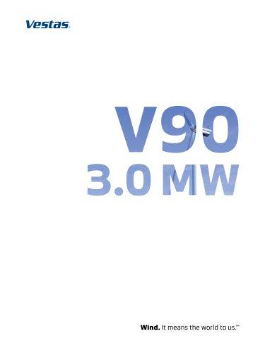 Vestas V90-3.0 MW