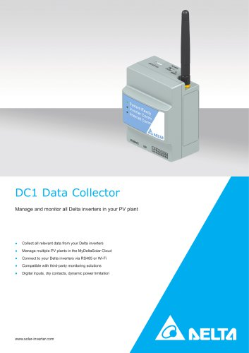 DC1 Data Collector