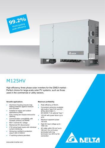 M125HV