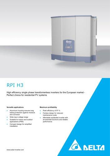 RPI H3