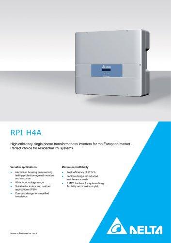 RPI H4A