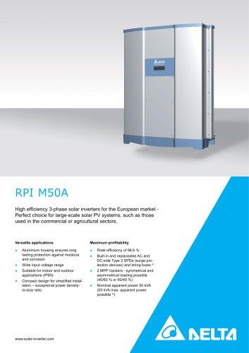 RPI M50A