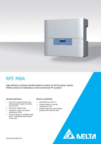 RPI M8A