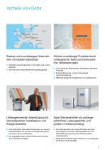 Solar Wechselrichter Produktkatalog - 5