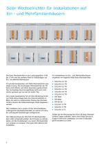 Solar Wechselrichter Produktkatalog - 8