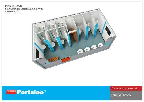 Portaloo PL062T