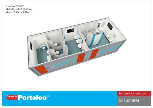 Portaloo PL282V