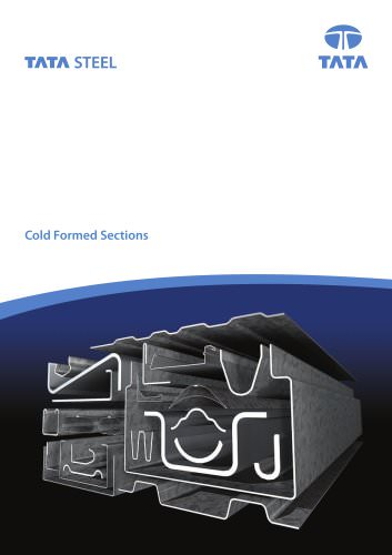 Cold Formed Sections Brochure