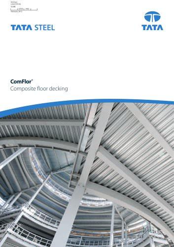 ComFlor® Composite Floor Deck Brochure
