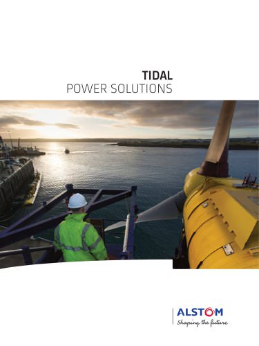 TIDAL POWER SOLUTIONS