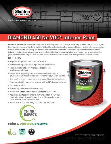 Diamond 450 No VOC*