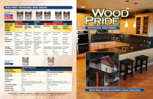 Wood Pride®