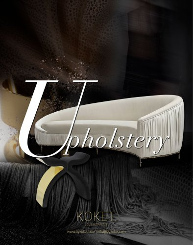Upholstery Brochure