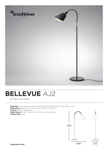 Bellevue AJ2 Info