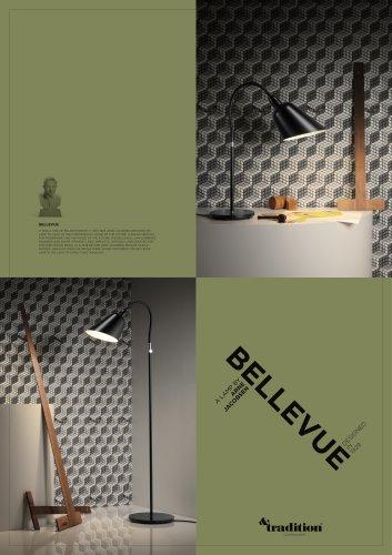 Bellevue Poster A2 HIGH