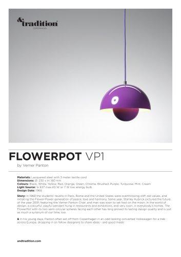 FlowerPot VP1