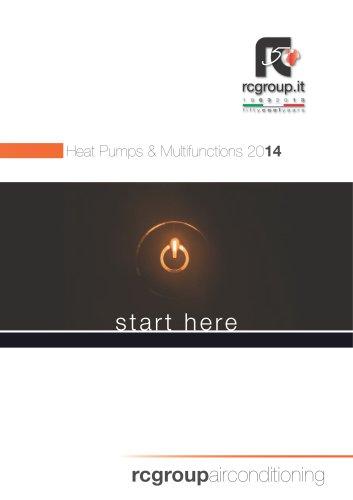 Heat Pumps & Multifunctions 2014