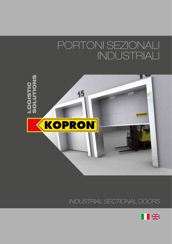 KPS INDUSTRIAL SECTIONAL DOORS