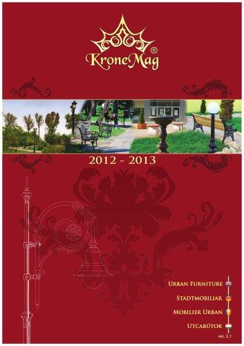 Stadtmobiliar Katalog