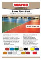 Epoxy Gloss Coat