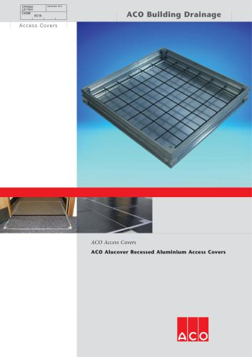 Alucover Access Cover