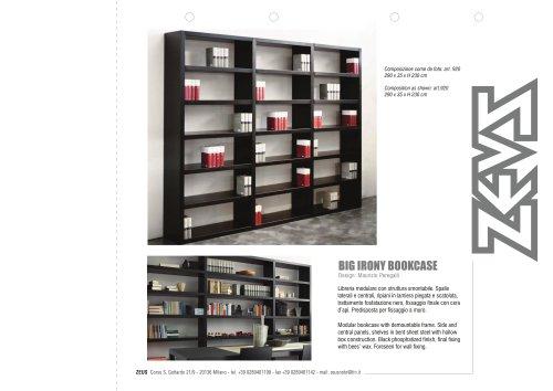 Big Irony Bookcase