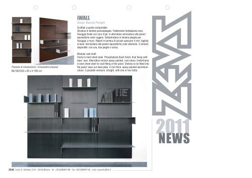 Containers/Shelves/Sideboards:iWall