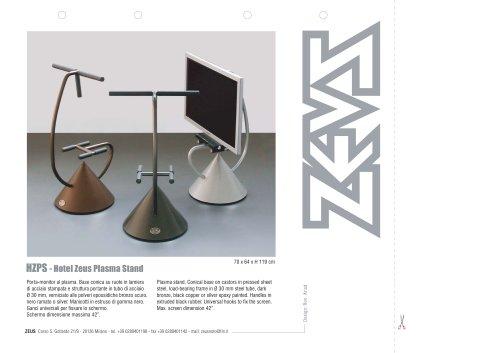 HZPS - Hotel Zeus Plasma Stand