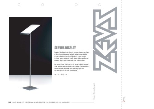 Servus display