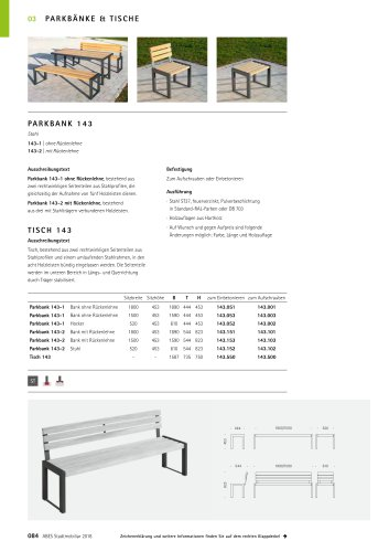 ABES Tisch 143