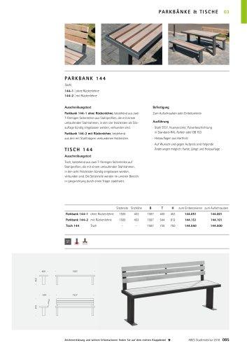 ABES Tisch 144