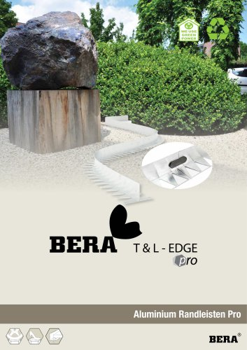 BERA® T- and L- Edge Pro