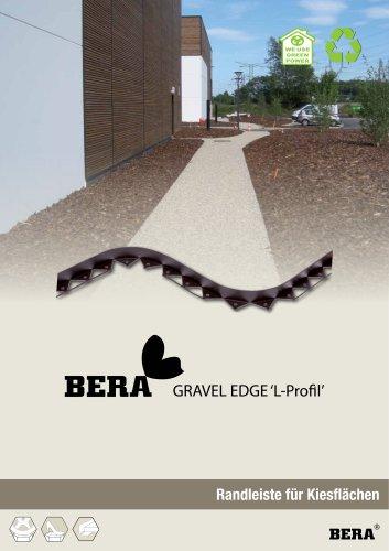 Gravel Edge 'L'