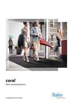 Coral Sauberlaufzonen