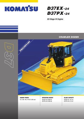 D37EX-24 / D37PX-24