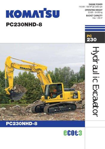 PC230NHD-8