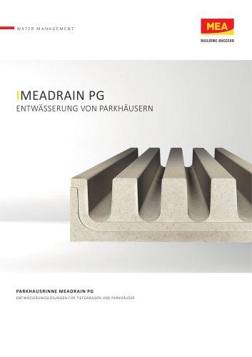 MEADRAIN PG