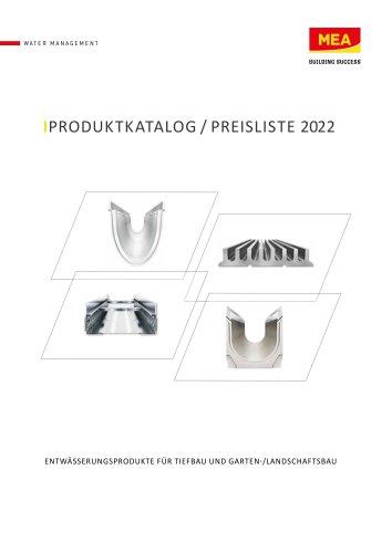 Produkt Katalog DE
