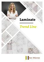 1101160575 Laminate Floors TREND LINE (GB) 1105