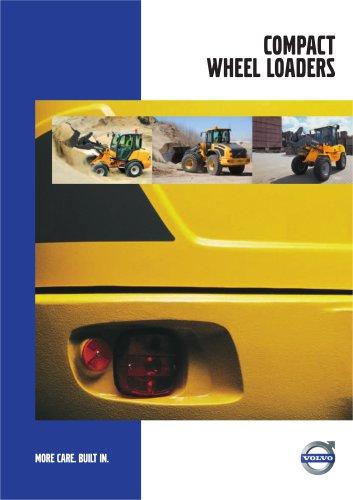 Compact wheel loaders