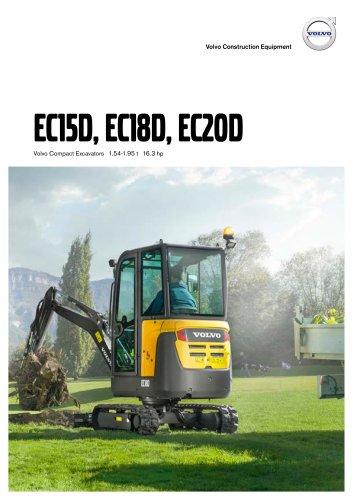 EC15D, EC18D, EC20D
