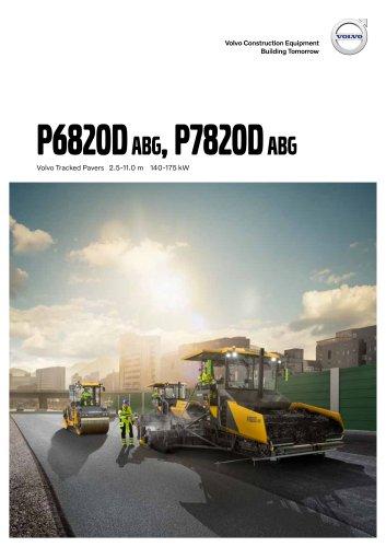 P6820D ABG, P7820D ABG