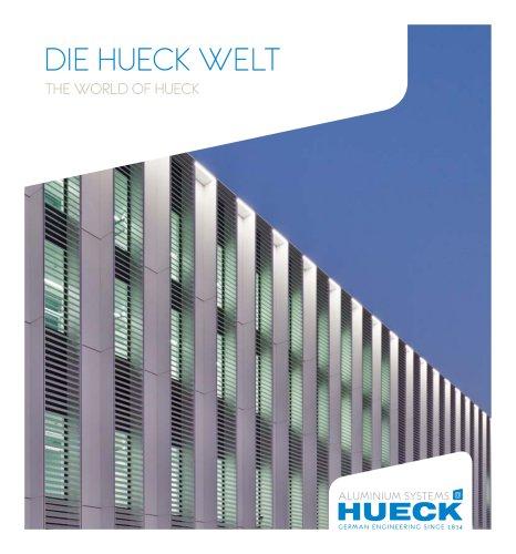 Die HUECK Welt