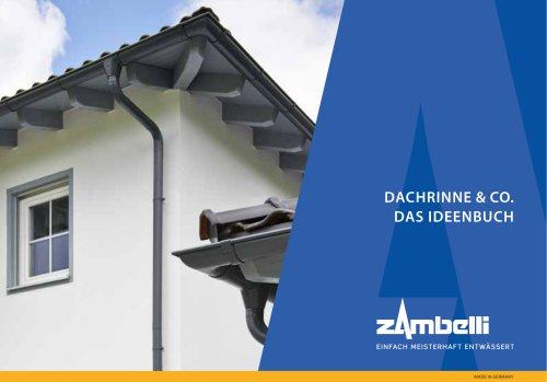 Bauherrenratgeber Dachentwässerungssystem