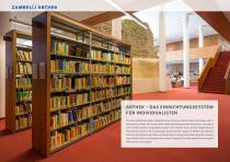 Bibliothekseinrichtungen - 12